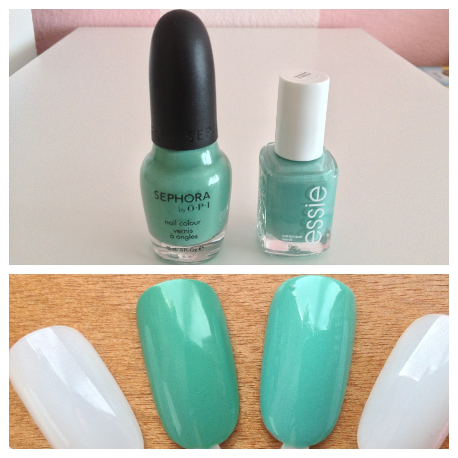 What I Blog About When I Blog About Books: NOTD: Sephora by OPI ...