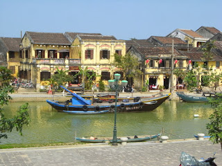 Enjoying 1 day tour to have a glance of Hoi An  1