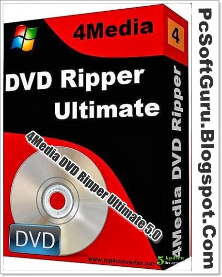 4Media DVD Ripper Ultimate 5.0 Free