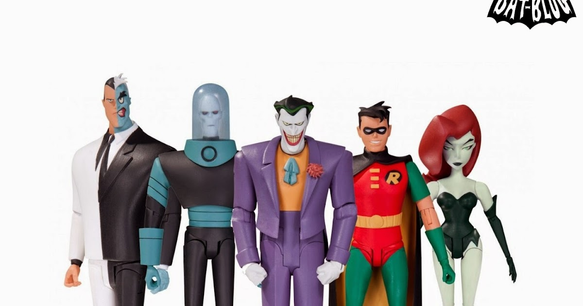 Bat Blog Batman Toys And Collectibles Batman The Animated