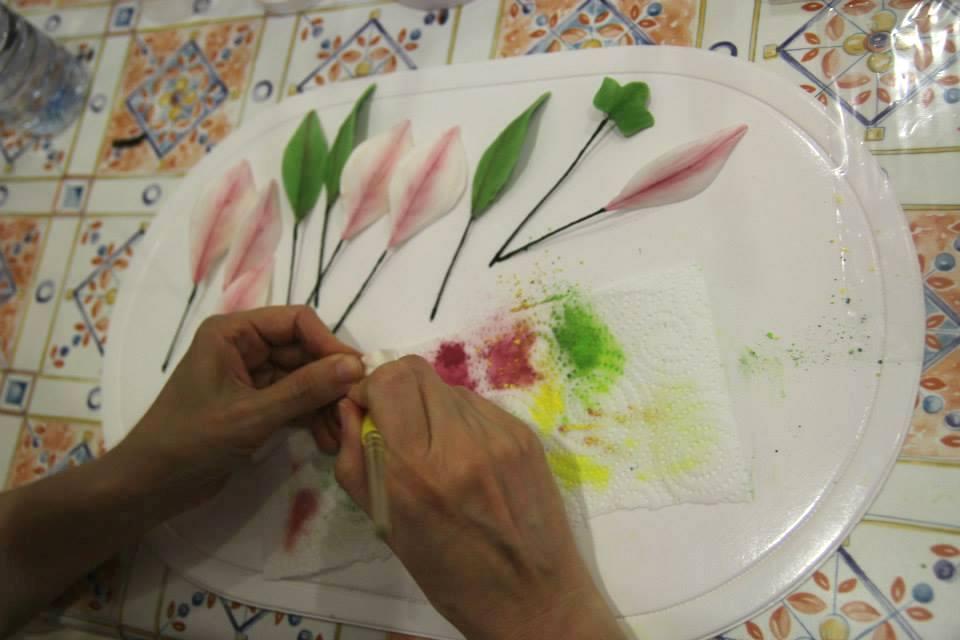 curso de flores Wilton 4 - 4