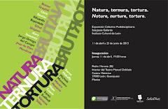 Natura, ternura, tortura:  reflexiones acerca del paisaje contemporáneo.