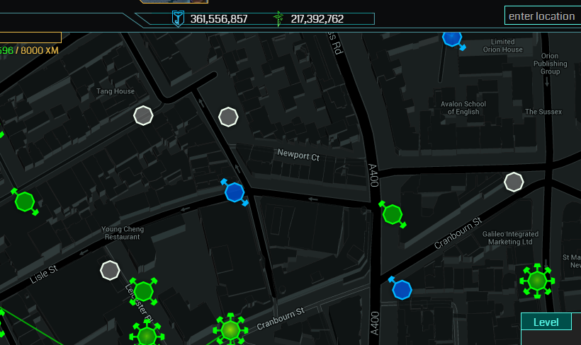 Lummox: Levelling quickly in Ingress (part 1, levels 1-4).