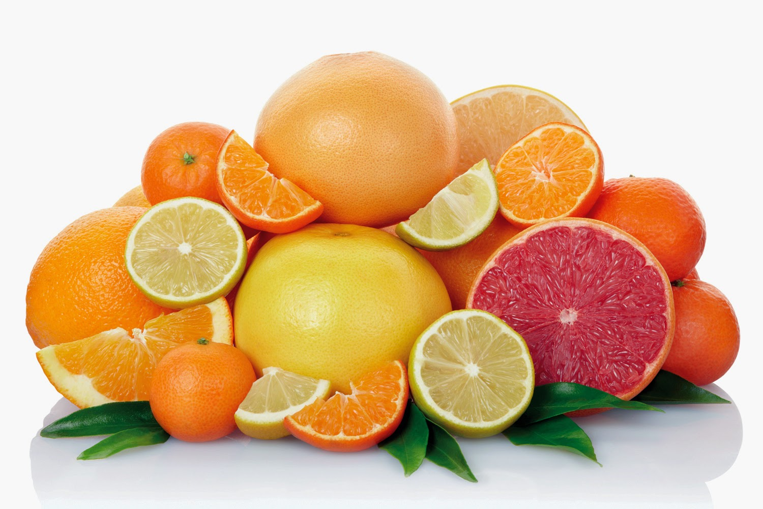 Reduce Your Risk of Stroke and Drop Pounds with Citrus Fruits