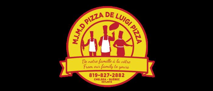 MJ.M.D. Pizza de Luigi Pizza