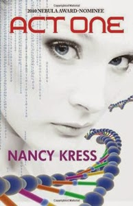 Portada original de Act One, de Nancy Kress