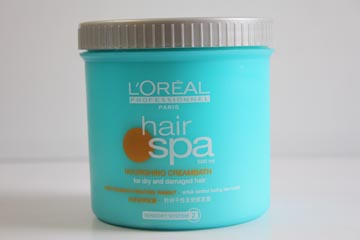 Loreal Hair Spa Creambath