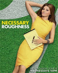 Necessary Roughness 2×07 Online