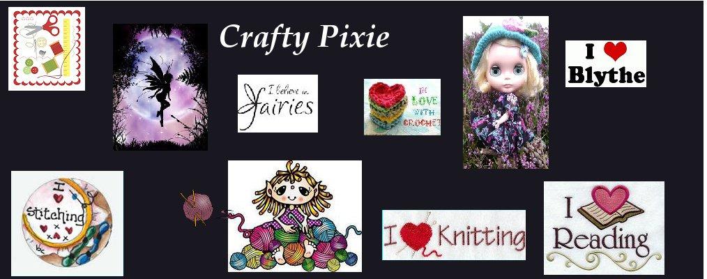 Crafty Pixie
