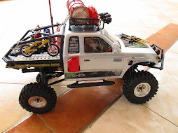 AXIAL SCX10 HONCHO SCALE