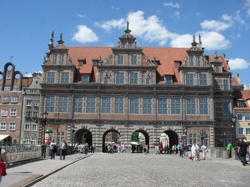 Gdansk Danzig in Poland