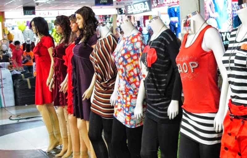 Pusat Grosir Baju Wanita Jatinegara