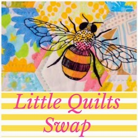 little quilts swap