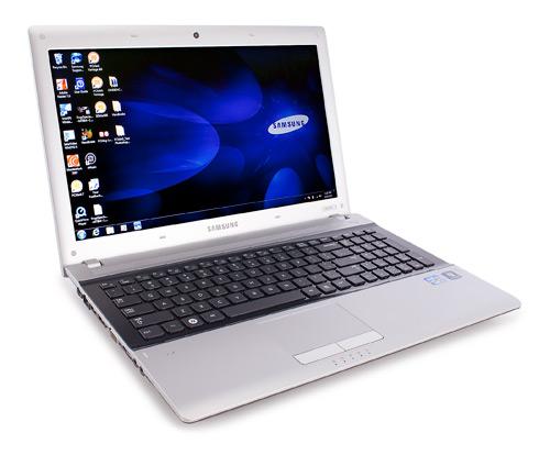 Notebook Samsung RV520 Drivers XP