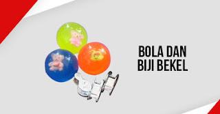Bola Dan Biji Bekel Permainan Tradisional Asli Jawa Tengah