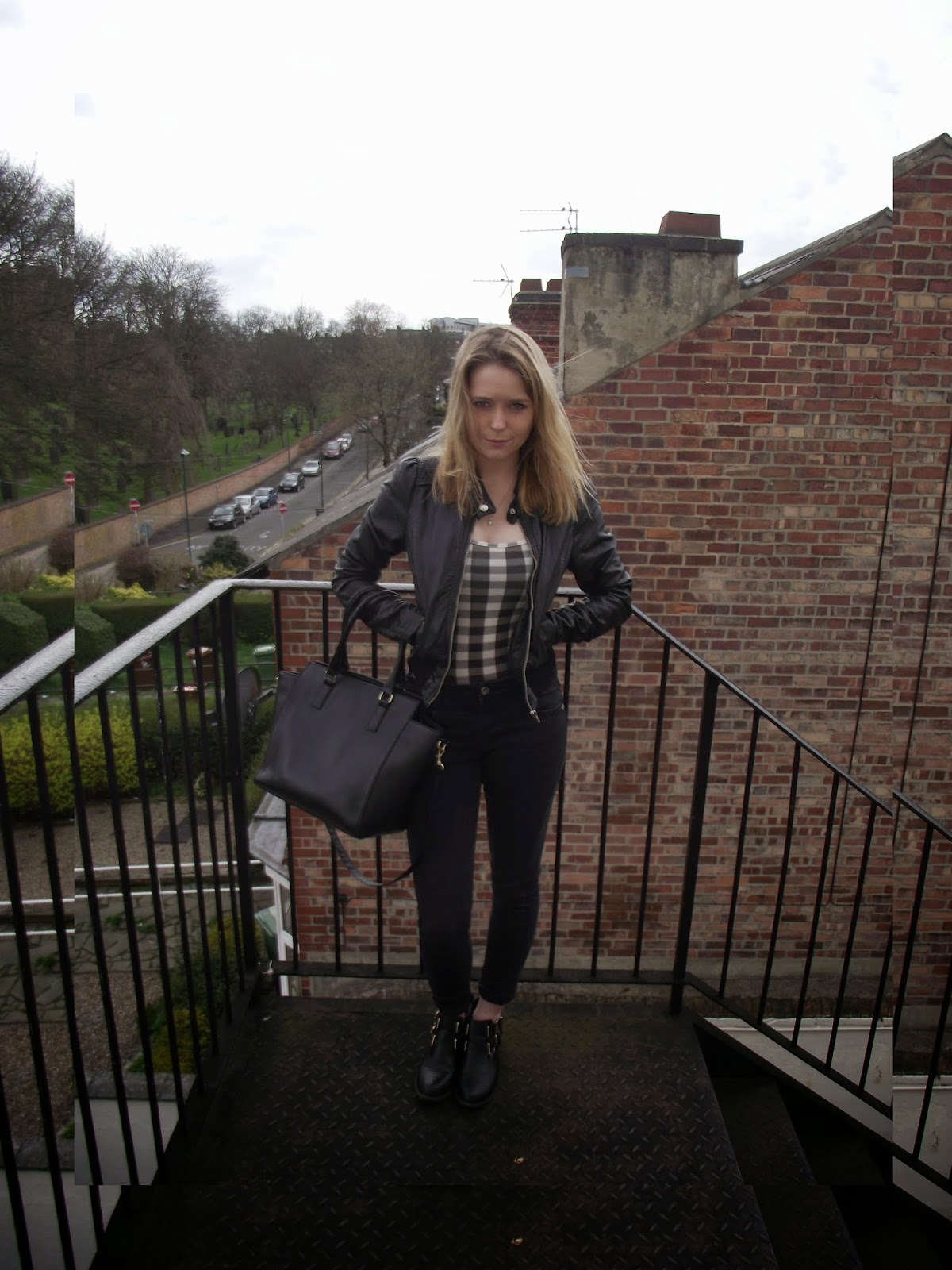 Lrsmth-Fashion Gingham feat Missguided, River Island & H&M