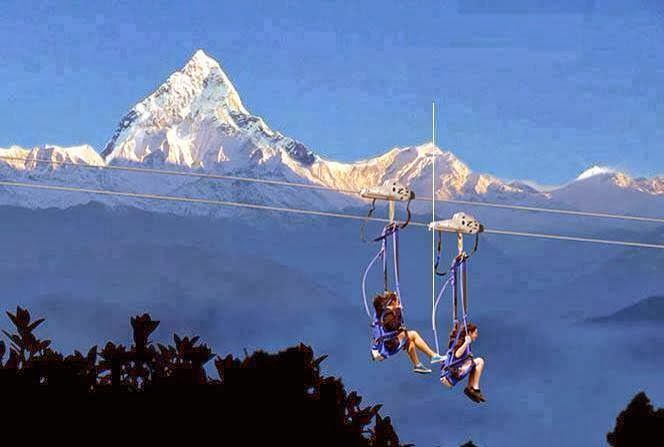 Zipflyer In Nepal Find Beautiful Place Of Nepal Path2nepal