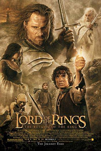 The Lord Of The Rings III : The Return of the king
