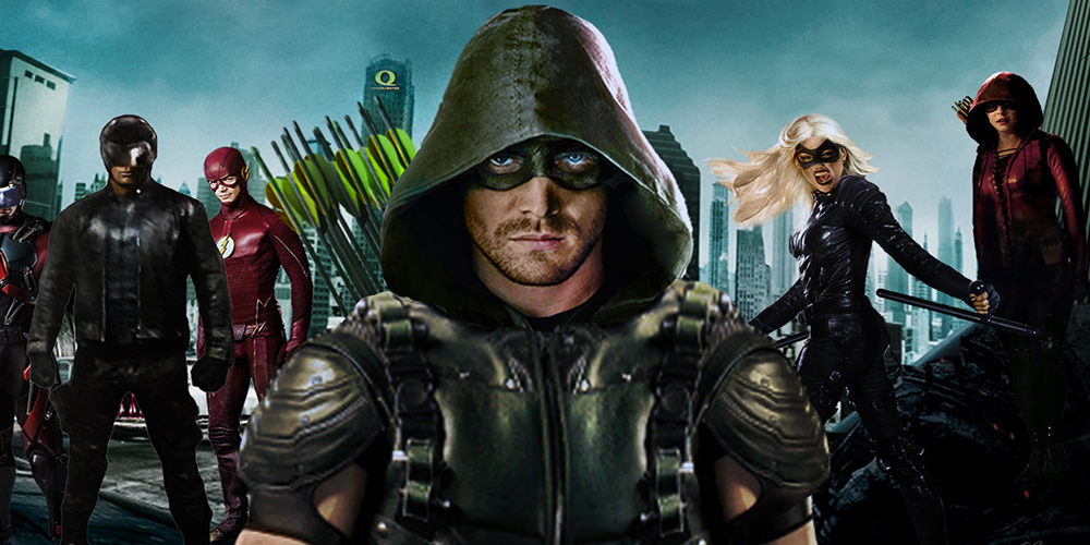 Arrow (Serial TV 2012- ) - Filmweb