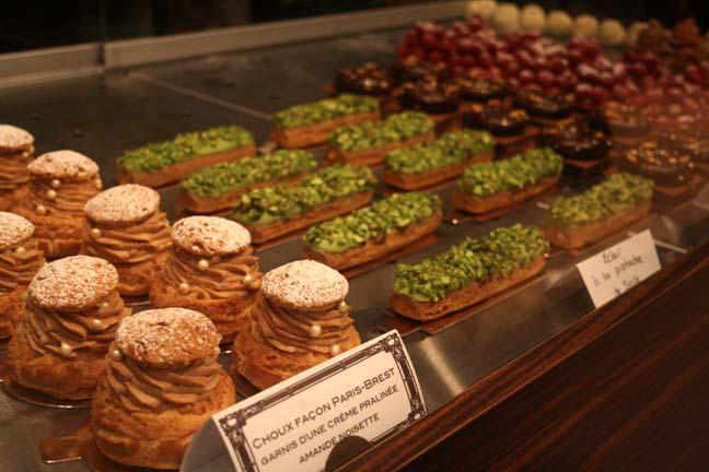 zucchero&butter: oliver potier pâtisserie