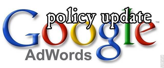 Google's AdWords Policy Update