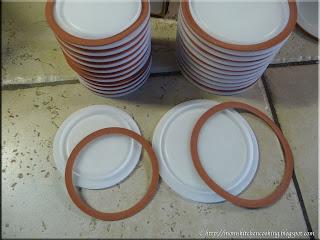 4ever Recap lids and rings