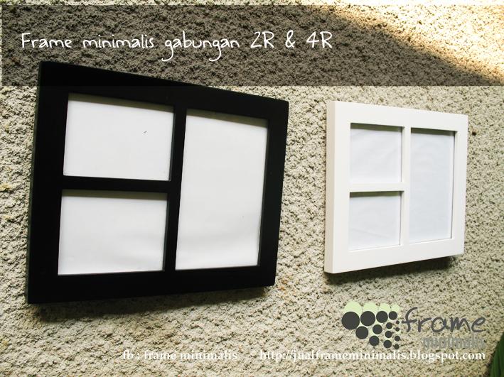 709 x 531 · 471 kB · jpeg, Frame Minimalis Gabungan 2R & 4R