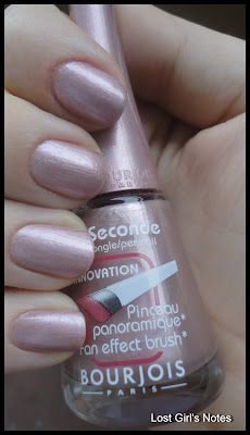 bourjois 1 secunde nail polish #2