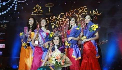 Miss Singapore International 2013 Chew Jia Min