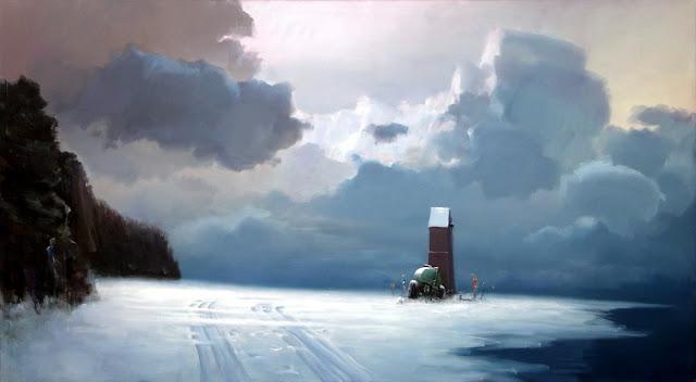 En vinter lang - Poul Anker Bech