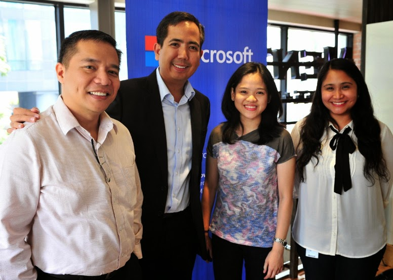 Microsoft Philippines, Gawad Kalinga, We Speak Code