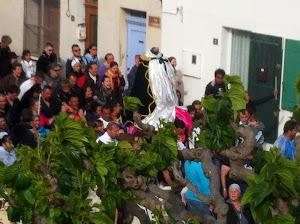 A peregrinação de Santa Sara 2013
