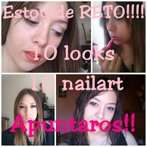Reto 10 looks y 10 nailart