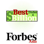 Forbes Asia Best Under A Billion
