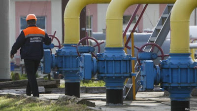 """""""Naftogaz"""" ha sospeso l'acquisto di gas da """"Gazprom"""""""