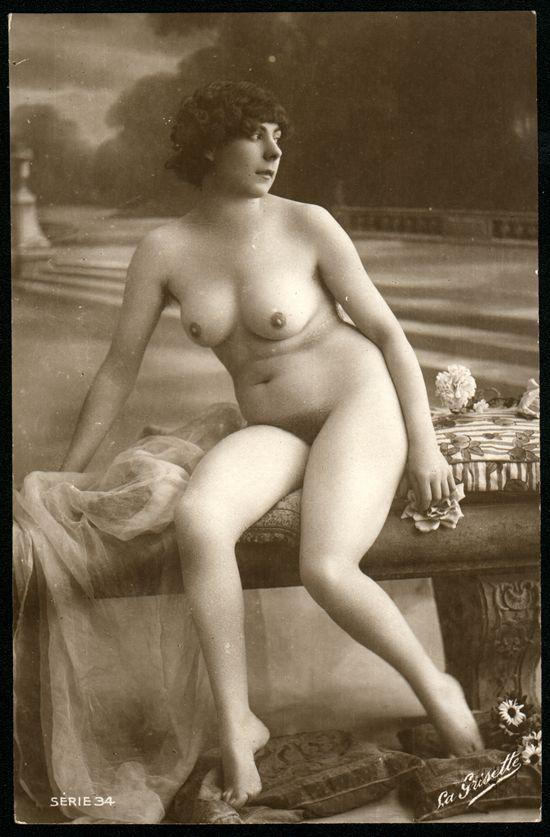Classic vintage erotica