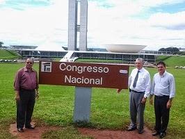 VIAGEM  À  BRASÍLIA