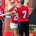 PHOTOS: Jennifer Lopez Can't Keep Her Hands Off Toyboy Casper Smart At Celebrity Football Match…PDA Packed!