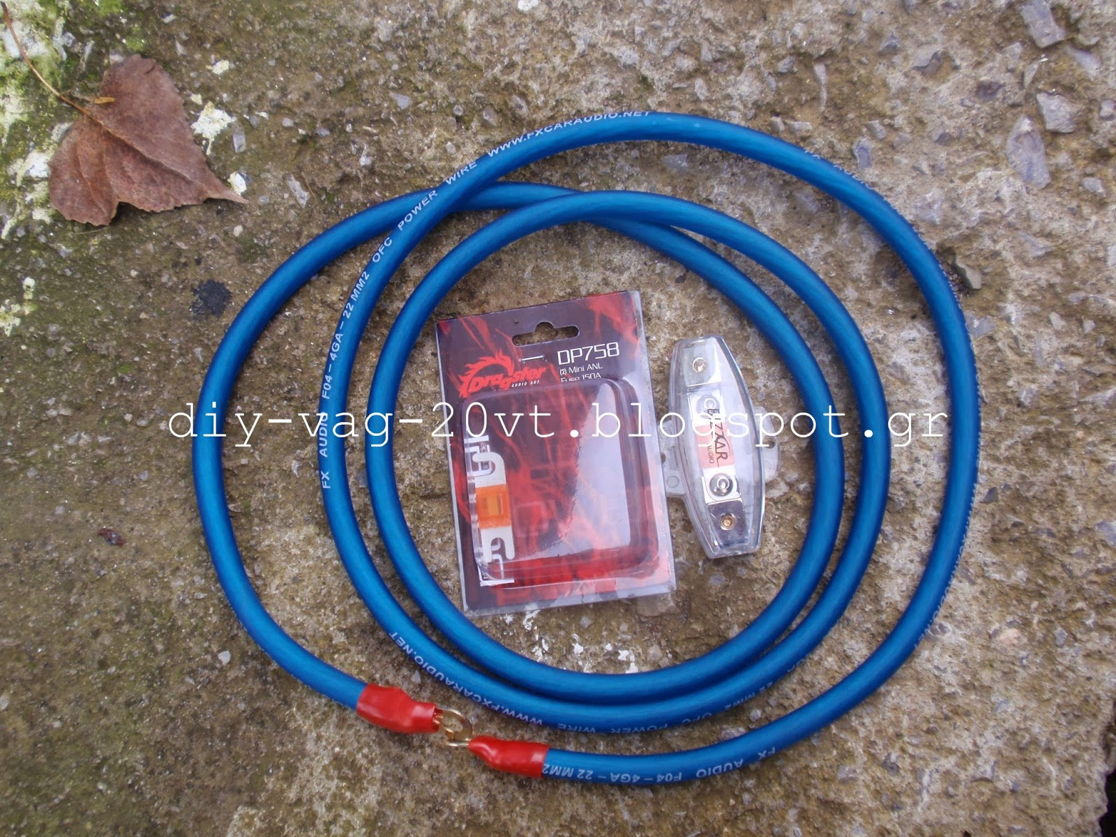 TOOLS: Allen No4, Ratchet with socket No10-13 2 metres of 4 gauge wire with  a 150A fuse box