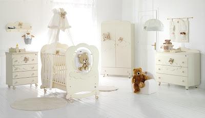 colores dormitorio bebés