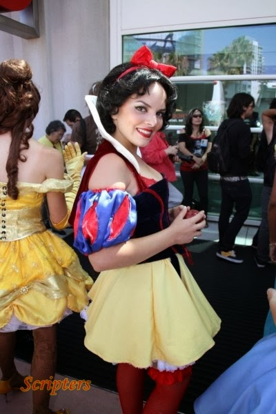Gambar Real-life Disney Princesses