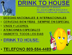 DRINK TO HOUS SE VENDE ESTE NEGOCIO,