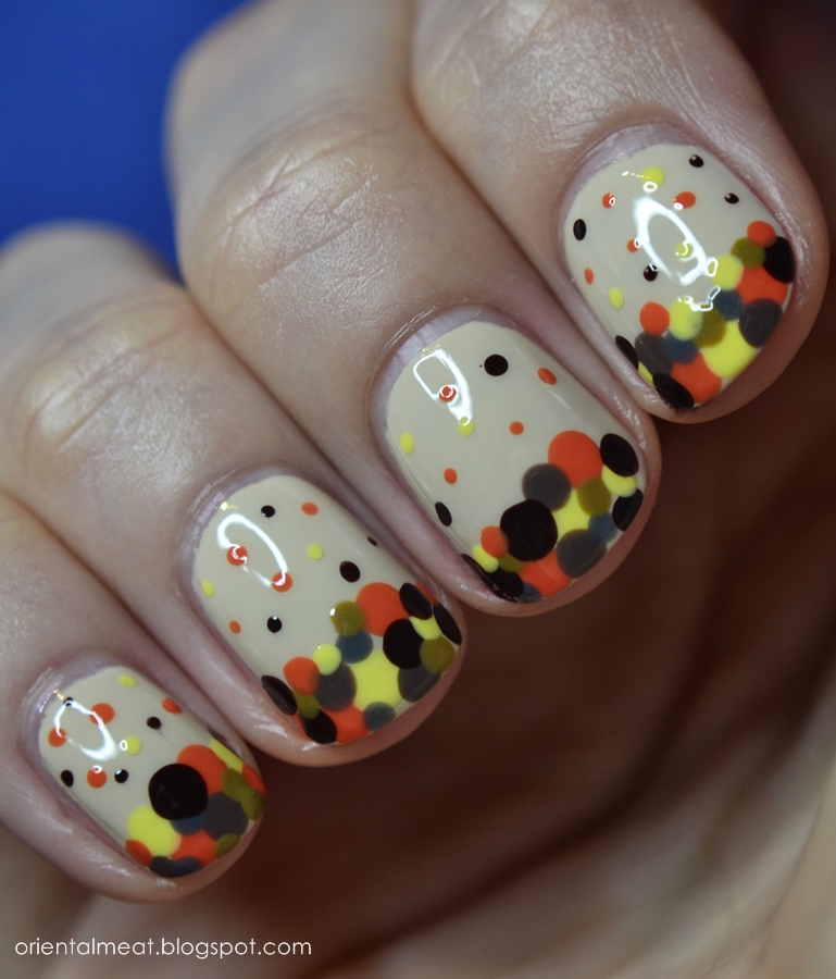 Autumn dots