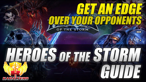 Heroes Of The Storm Guide - Get An Edge Over Your Opponents