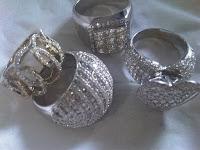 cincin emas, cincin platina, cincin palladium, cincin perak