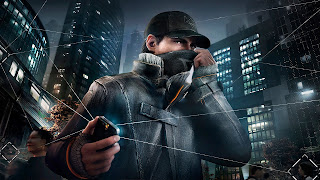 Watch Dogs Scarf Mask 40