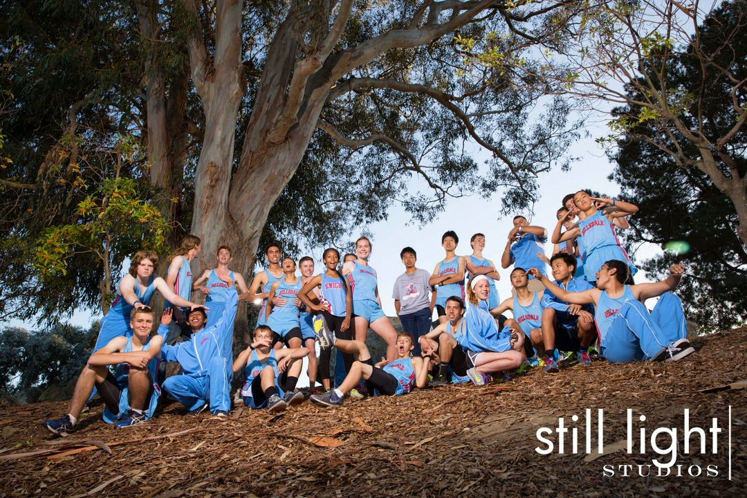 San Mateo Hillsdale High School Cross Country Team by Still Light Studios, School Sports, Seniors Photography in Bay Area