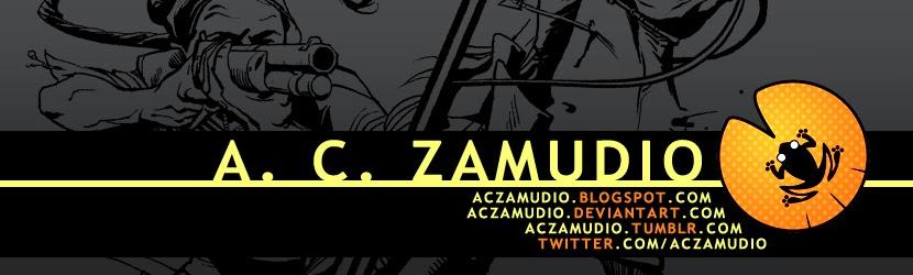 A. C. Zamudio