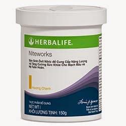 Niteworks Herbalife Hỗ trợ tim mạch - sinh lý