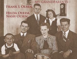 My Mother's Ancestors